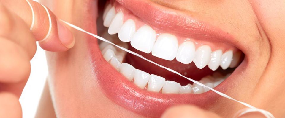 Zahnseide & Dentalfloss
